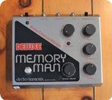 Electro Harmonix Deluxe Memory Man 1990 Silver