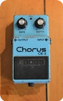 Boss Chorus CE 2 1990 Bluish