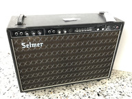Selmer Amps-Zodiac Tremelo MKII-Black
