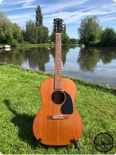 Gibson Lg 0 1961 Natural