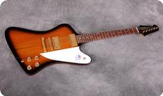 Gibson Firebird 76 Bicentennial Limited Editon 1976 Sunburst