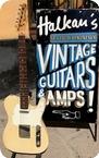 Fender Telecaster Refin 1972 Blonde Refin