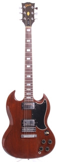 Gibson Sg Standard 1977 Walnut