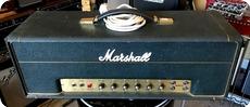 Marshall 50 Watts Small Box 1970 Black