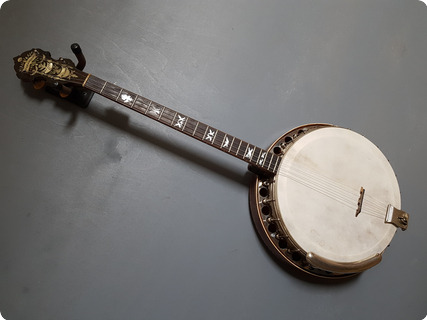 Paramount 4 String Style  C Banjo