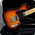 Fender 50th Anniversary B Bender Telecaster 1996 Sunburst