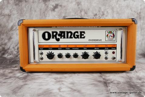 Orange Or 120 Overdrive 1977 Orange