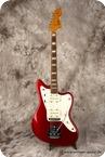 Fender Jazzmaster 1966 Candy Apple Red Refin