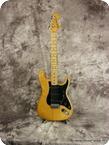 Fender Stratocaster 1980 Natural