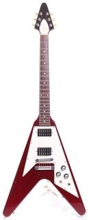 Gibson Flying V '67 1998 Cherry Red