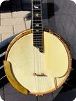 Gibson TB 5 Tenor Banjo 1923 Cremona Brown Sunburst