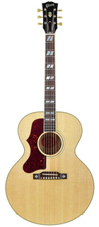 Gibson J185 Original Antique Natural Lefty