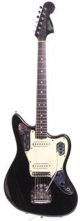 Fender Jaguar Dots & Binding '65 Specs 1966 Black