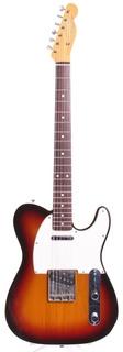 Fender Telecaster Custom Texas Specials 1997 Sunburst