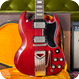 Gibson -  Les Paul Standard 1961 Cherry Red