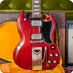 Gibson Les Paul Standard 1961 Cherry Red