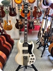 Gibson SG Les Paul 1961 Olympic White