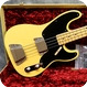 Fender -  Vintage Custom 1951 Precision Bass NOS, 2018 Nocaster Blonde