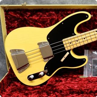 Fender Vintage Custom 1951 Precision Bass Nos, 2018 Nocaster Blonde