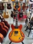 Gibson ES345TD Antik Burst