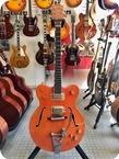 Gretsch 6120 Chet Atkins 1963 Orange