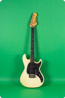 G & L S 500 1982 White