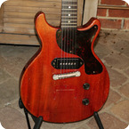 Gibson Les Paul Junior 1959 Cherry Red