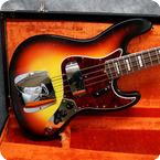 Fender Jazz 1967 Sunburst