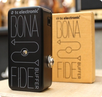 Tc Electronic 1977 Bonafide Buffer 1977