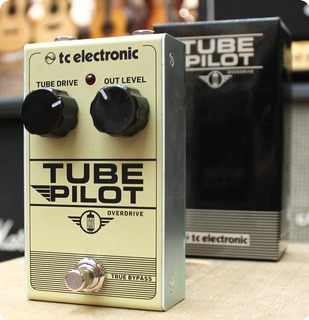 Tc Electronic 1977 Tube Pilot Overdrive 1977