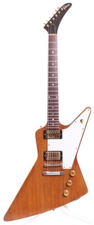 Gibson Explorer Limited Edition 1976 Natural
