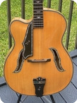 Boz0 Arch Top Left Handed 1995