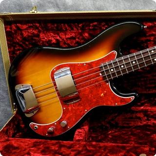 Fender '62 Precision Made In Japan 1994 Sunburst