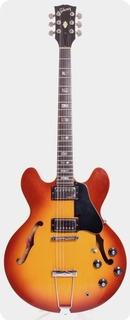Gibson Es 335td 1974 Cherry Sunburst