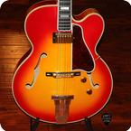 Gibson-L-5 Wes Montgomery -2004-Cherry Sunburst