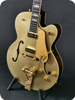 Gretsch Guitars G6120 KS Sparkle Gold Walnut