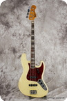 Fender Jazz Bass 1967 Olympic White