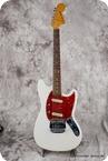 Fender Mustang 1967 White Refin