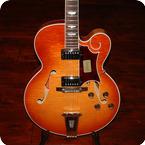 Gibson-Tal Farlow Crimson Custom -2016
