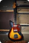 Fender Jaguar 1962 Sunburst