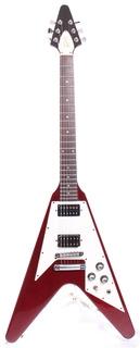 Gibson Flying V '67 1993 Cherry Red