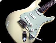Fender Custom Shop Stratocaster Vintage White
