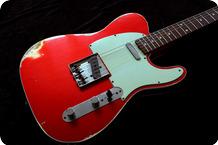 Fender Custom Shop Telecaster Candy Apple Red