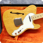 Fender Telecaster Thinline 1968 Natural