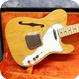 Fender -  Telecaster Thinline  1968 Natural