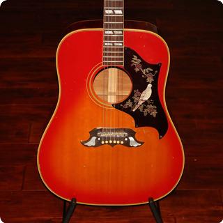 Gibson Dove  1968 Sunburst