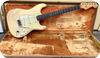Fender -  Stratocaster 1963 Blond