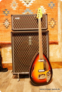 Vox Ac 50 1965 Black