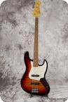 Fender Jazz Bass Sunburst