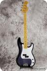 Fender Precision Bass Blue